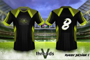 Rugby Design 1 Green